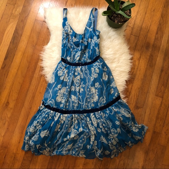 Tracy Reese Dresses & Skirts - 🦋Silk Tracy Reese Dress🦋